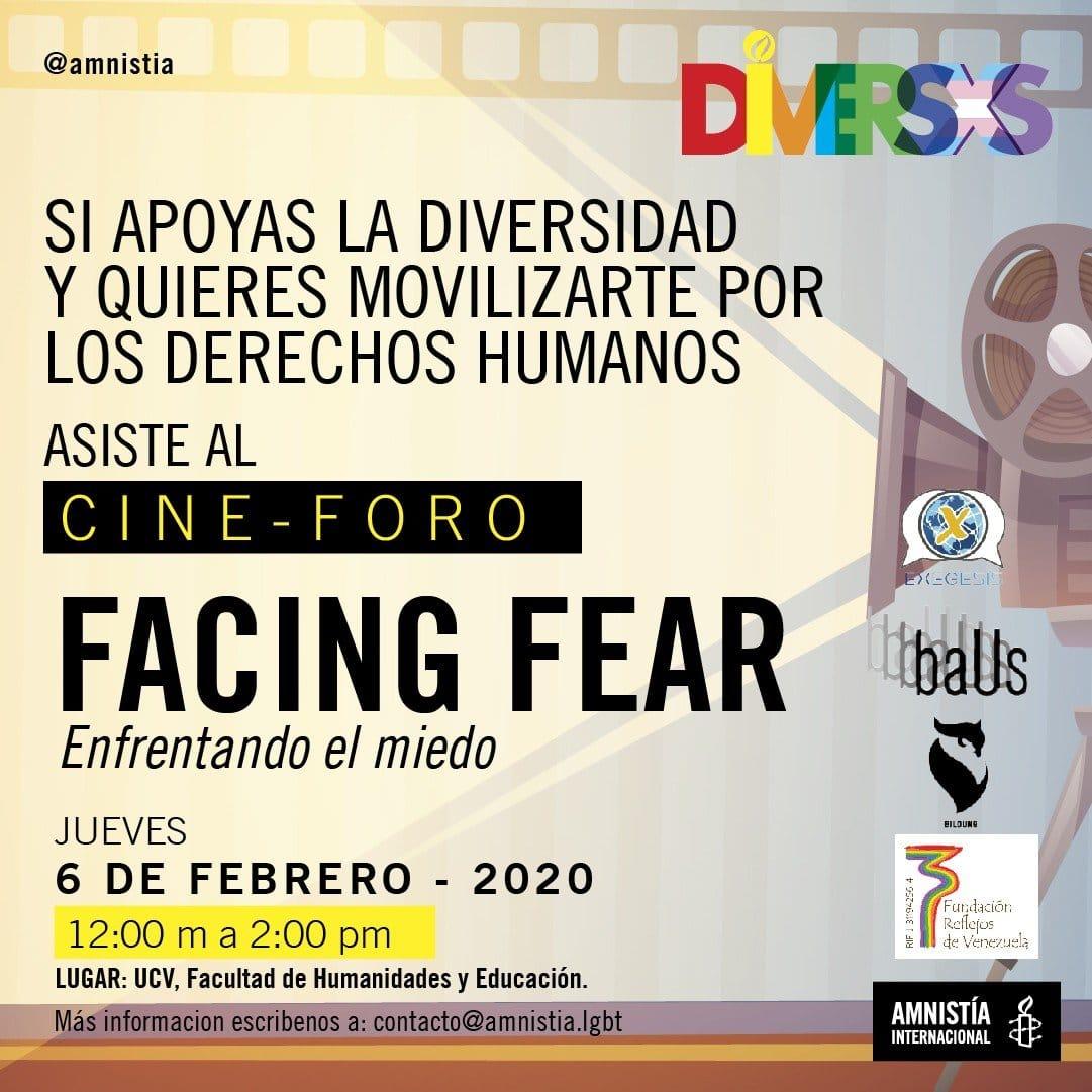 """Cine-Foro: """"Enfrentando el medio"""""""